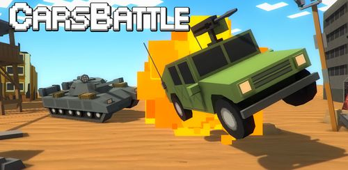 Tanks VS Cars Battle v2.008