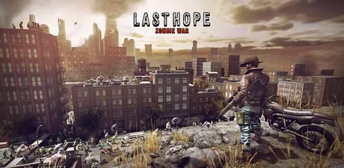 بازی تکتیراندازی ماجراجویانه Last Hope Sniper – Zombie War v1.11