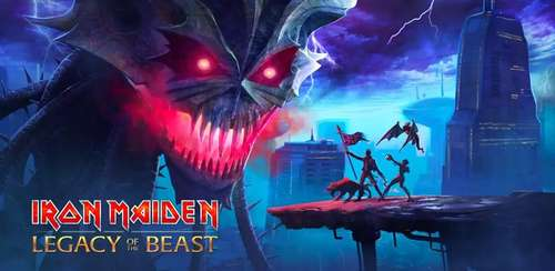 Iron Maiden: Legacy of the Beast v314826