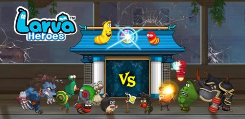 Larva Heroes 2 : Battle League v2.2.5