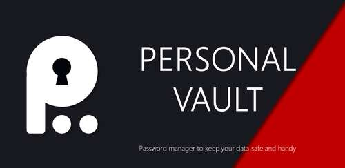 Personal Vault PRO – Password Manager v3.5-full