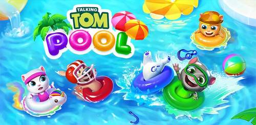 Talking Tom Pool v1.6.2.189