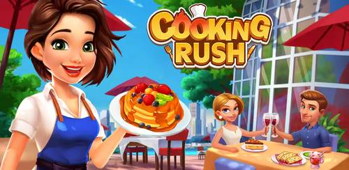 Cooking Rush – Chef's Fever Games v1.1.3