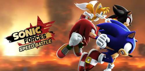 Sonic Forces: Speed Battle v1.2.1