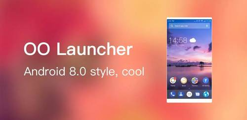 OO Launcher for Android O 8.0 Oreo™ v4.2