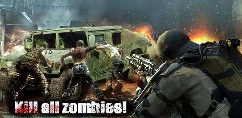 Zombie Invasion:Dead City HD v1.7