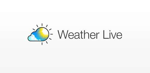 Weather Live v6.27 build 192
