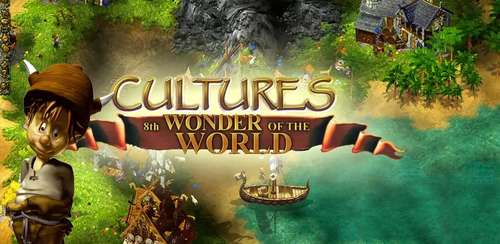 Cultures: 8th Wonder of the World v1.0 + data