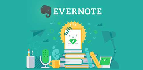 Evernote – stay organized. Premium v8.9.1