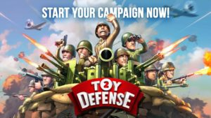 تصویر محیط Toy Defense 2: Tower Defense Game v2.17 + data