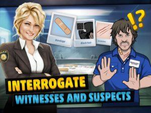 تصویر محیط Criminal Case v2.36.4