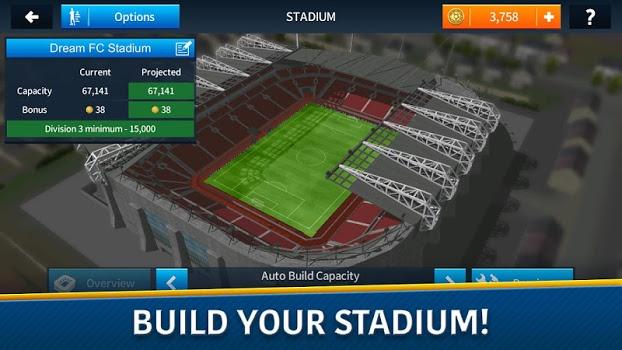 Dream League Soccer v5.03 + data