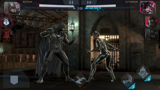 بازی رزمی بی عدالتی Injustice 2 v2.6.1