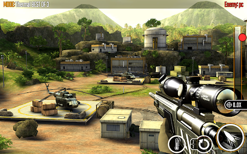 Sniper Strike : Special Ops v3.205 + data