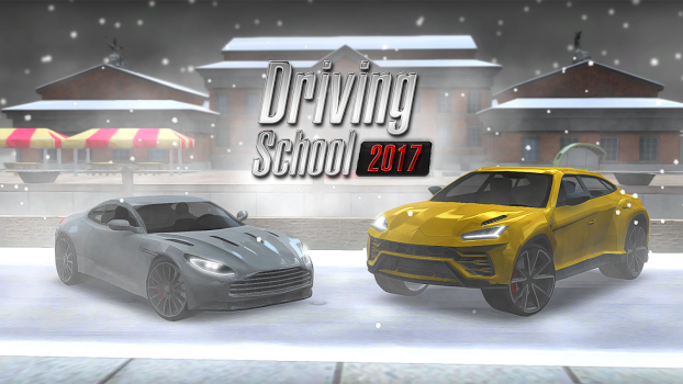 Driving School 2017 v1.10.0 + data