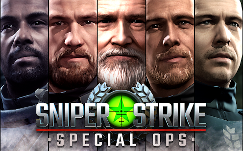 Sniper Strike : Special Ops v3.703 + data