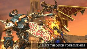 تصویر محیط Warhammer 40,000: Freeblade v5.6.1 + data