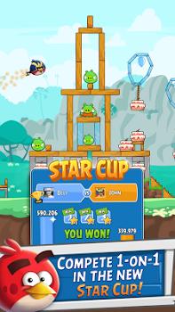 دانلود پرندگان خشمگین دوستان Angry Birds Friends v5.1.0