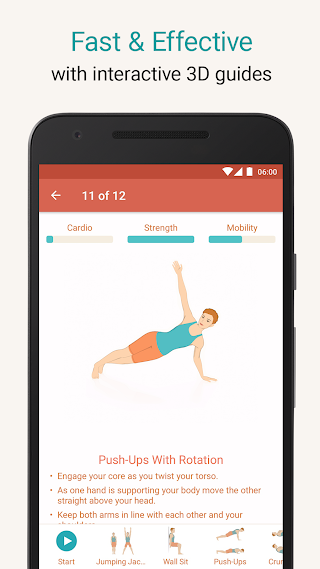 Seven – 7 Minute Workout Training Challenge v8.0.1