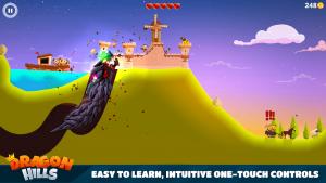 تصویر محیط Dragon Hills v1.4.2 build 32