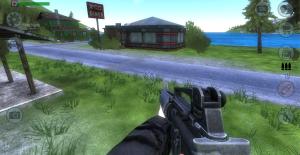 تصویر محیط Experiment Z – Zombie v2.14