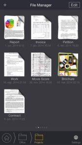 تصویر محیط My Scans PRO – PDF Scanner v3.5.3