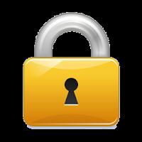 نرم افزار قفل برنامه های حساس آیکون