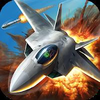 بازی اکشن جنگ های هوایی آیکون