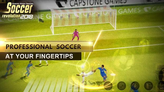 Soccer Revolution 2018: 3D Real Player MOBASAKA v1.0.150