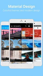 تصویر محیط QuickPic – Photo Gallery with Google Drive Support v8.1