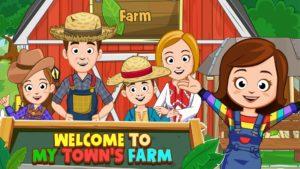 تصویر محیط My Town : Farm v1.09