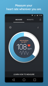 تصویر محیط Instant Heart Rate+ : Heart Rate & Pulse Monitor v5.36.6253 build 6253