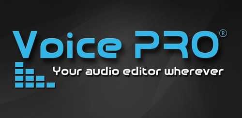 Voice PRO – HQ Audio Editor v4.0.28