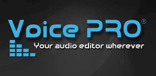 Voice PRO – HQ Audio Editor v4.0.28