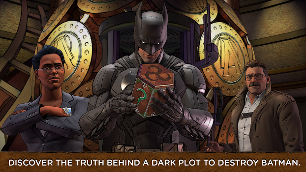 Batman: The Enemy Within v0.12 + data