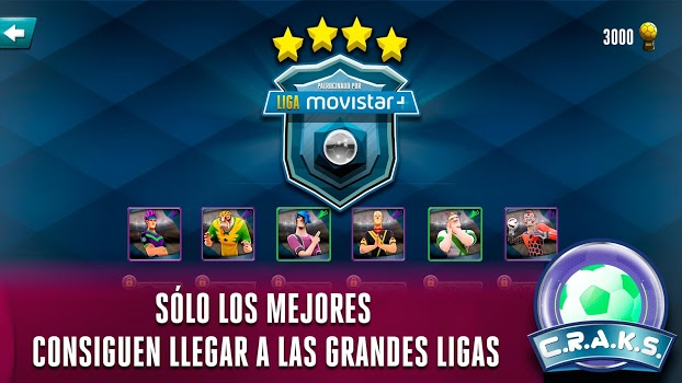 C.R.A.K.S. Fútbol v1.0.1
