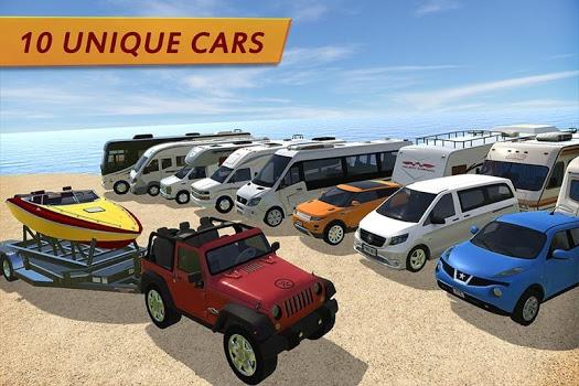 Camper Van Truck Simulator v1.0