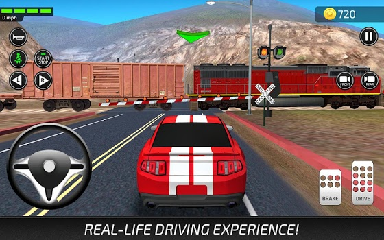 Car Driving Academy 2017 3D v1.5
