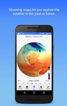 Dark Sky – Hyperlocal Weather v1.9.2