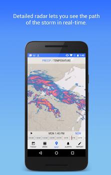 Dark Sky – Hyperlocal Weather v2.1.0
