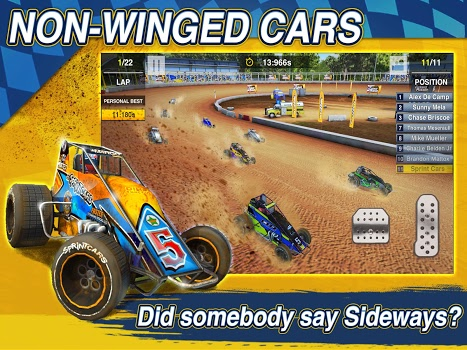Dirt Trackin Sprint Cars v1.0.14 + data