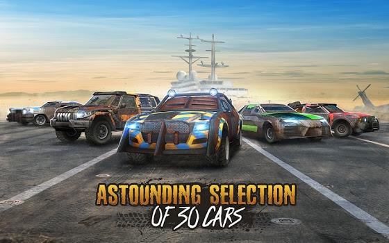 Drag Rivals 3D: Fast Cars & Street Battle Racing v1.0.0
