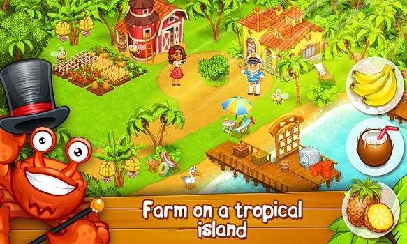 Farm Paradise: Hay Island Bay v1.75