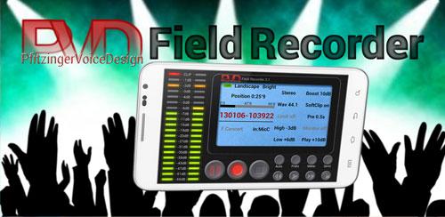 Field Recorder v9.0