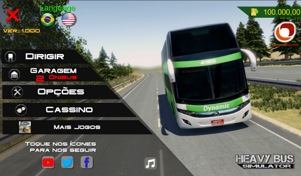 Heavy Bus Simulator v1.071 + data