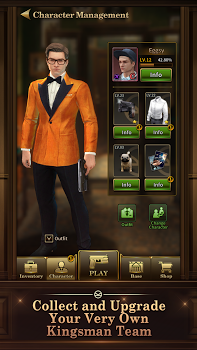 Kingsman: The Golden Circle Game v1.4.2