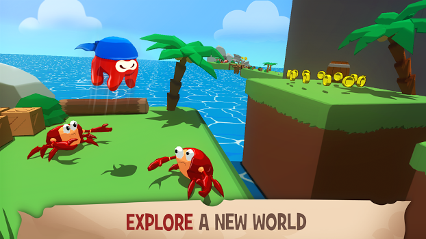 Kraken Land : Platformer Adventures v1.6.5