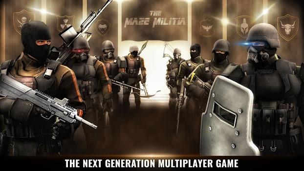MazeMilitia: LAN Online Multiplayer v2.2 + data
