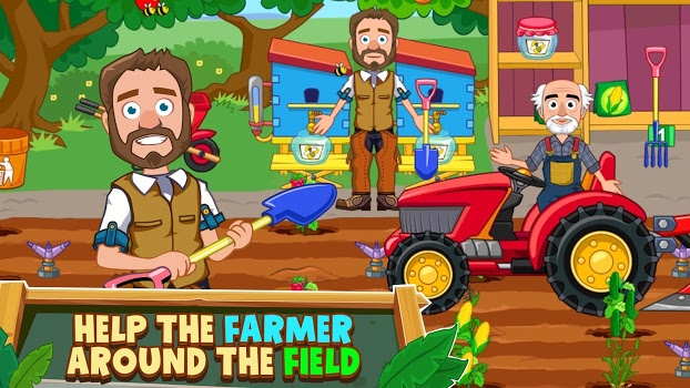 My Town : Farm v1.00