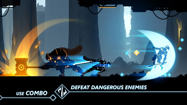 Overdrive – Ninja Shadow Revenge v1.0.5